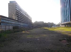 tribeca empty 2012