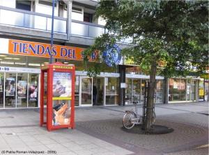 tiendas del sur 2009