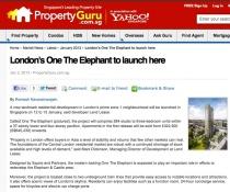 one elephant singapore