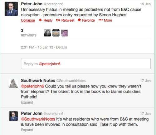 peter john tweet