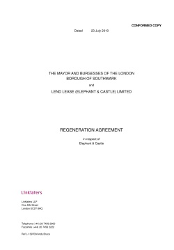 regen agreement black