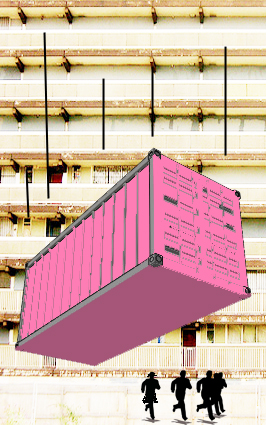 shipping containeradd