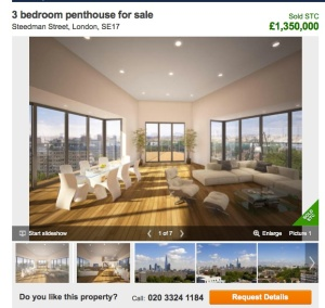 steedman penthouse please
