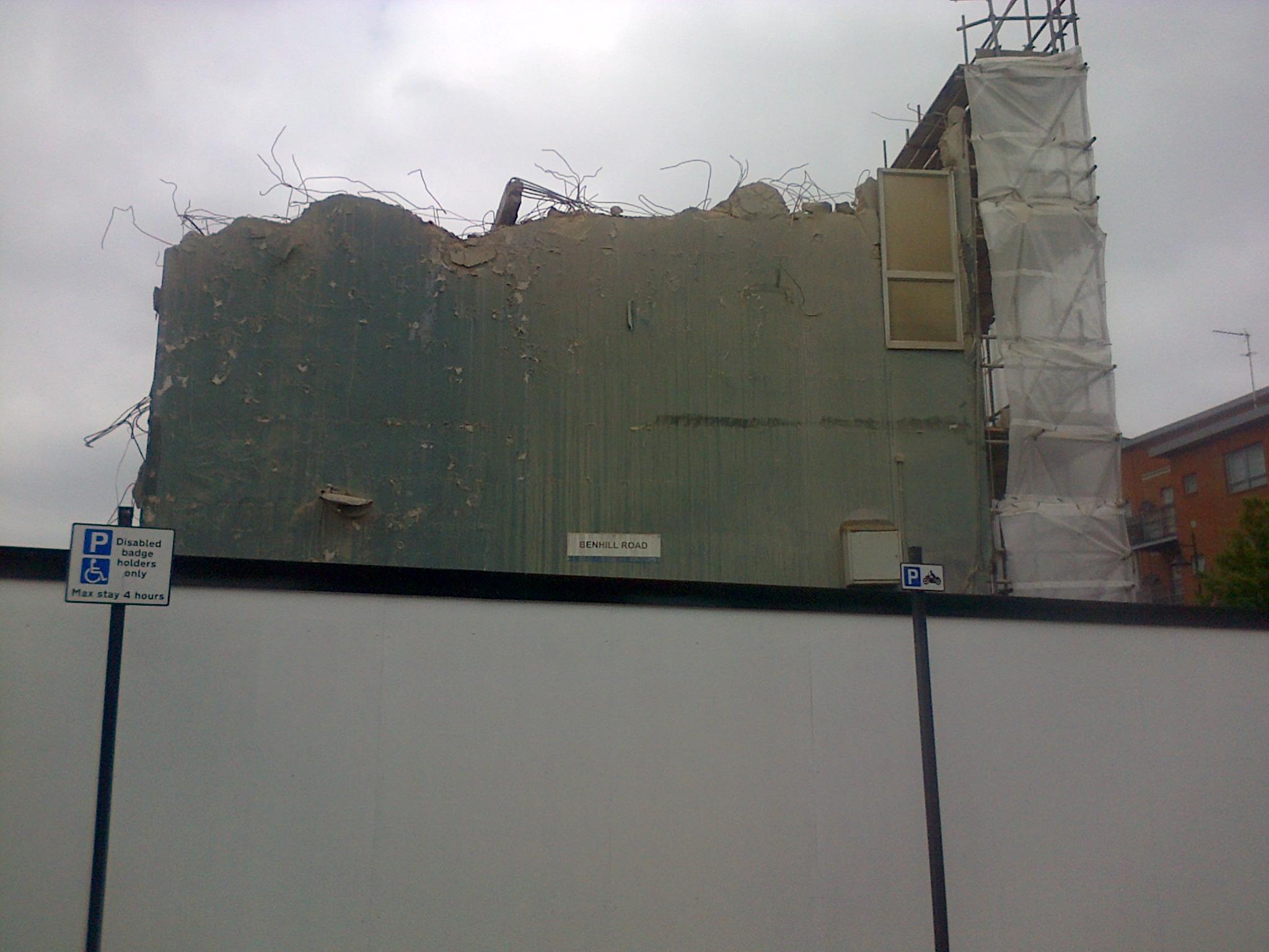 elmington demolish 5