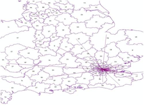 AYLES LEES MAP 2