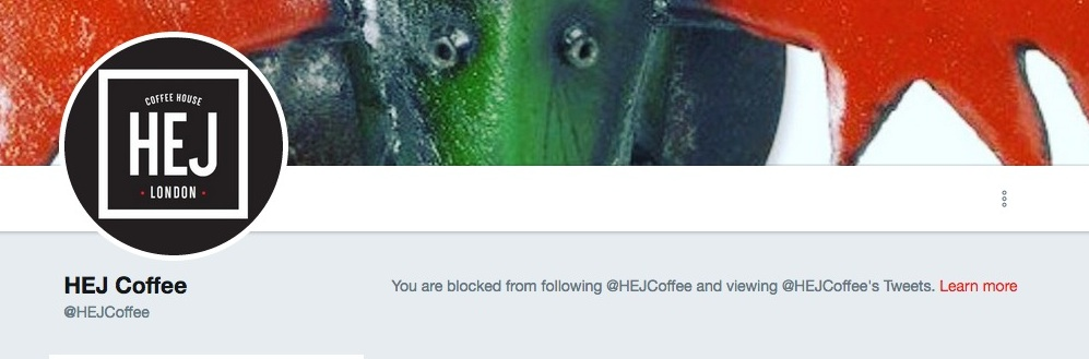 Hej Blocked