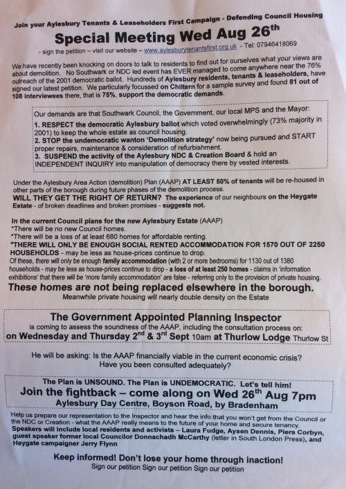 aylebury estate mtg leaflet