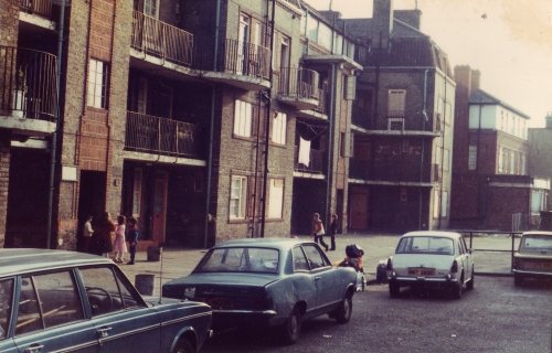 Rotherhithe Estate 1980