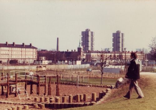 Rotherhithe Towers 1980