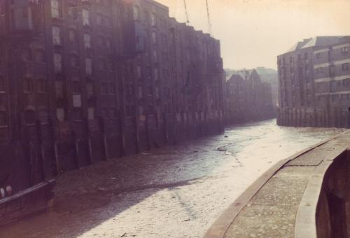 Shad Thames 1980
