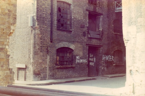 Shad Thames Streets 1980