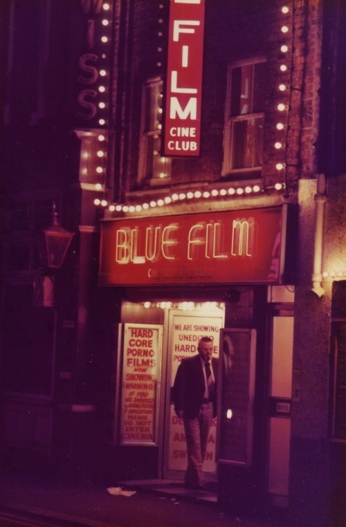 SOHO Blue Film 1980