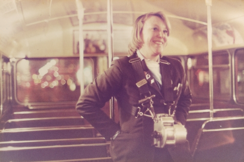 SOHO Bus Conductress 1980