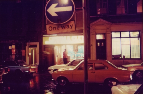 SOHO Cinema Club 1980
