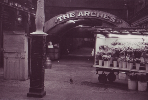 SOHO The Arches 1980