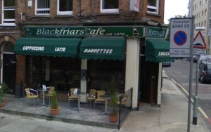 BLACKFRIARS RD CAFE