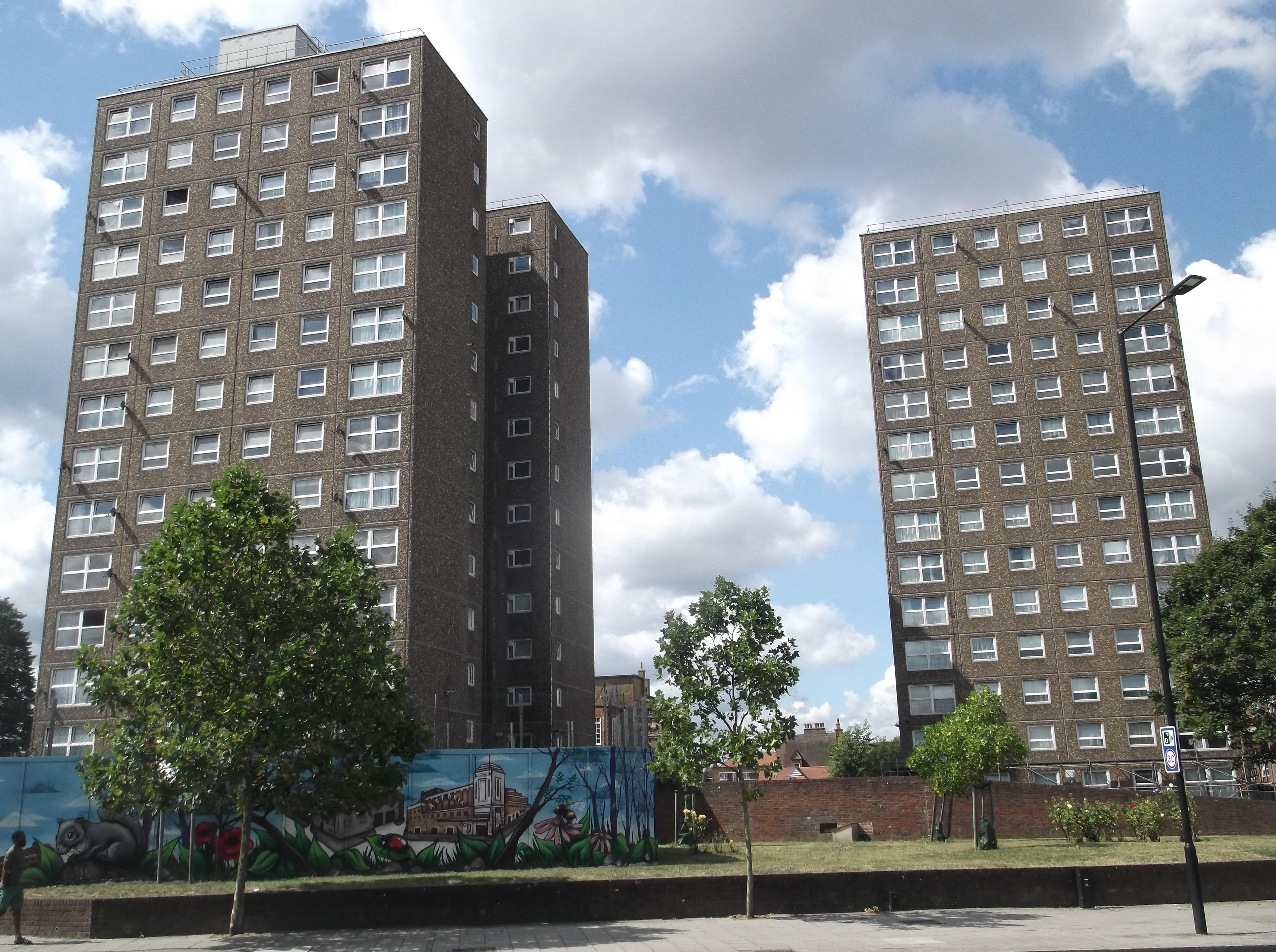 Ledbury Estate August 2020